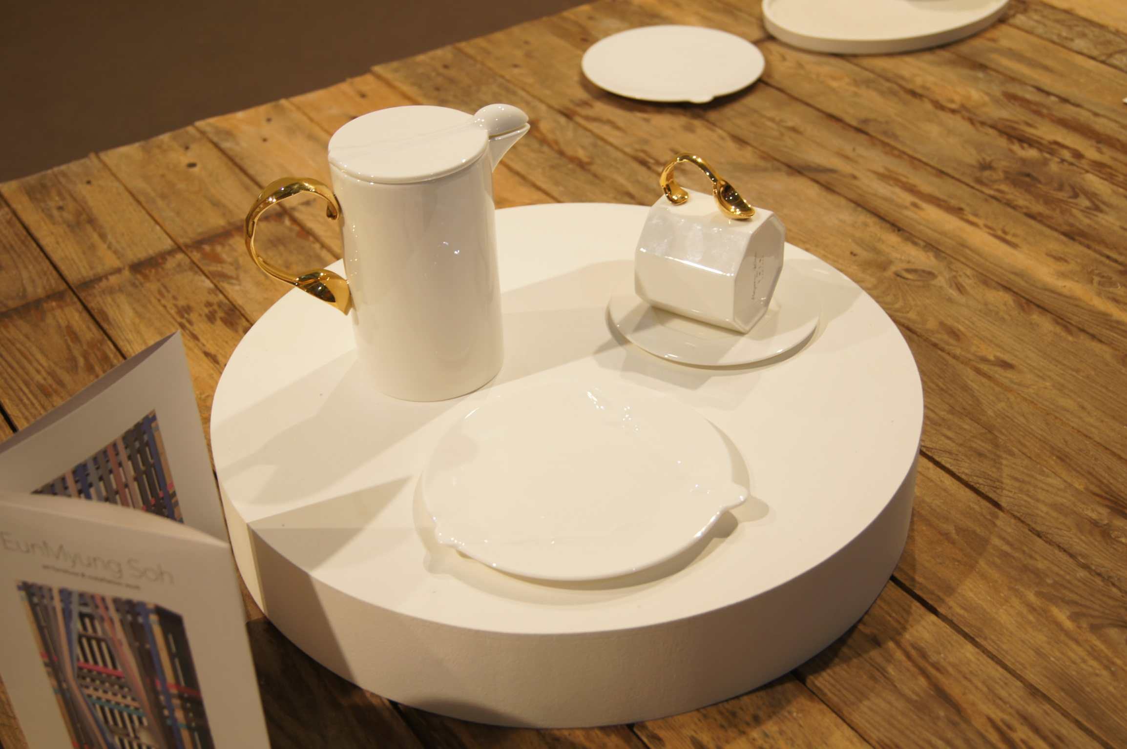 Servies van Hayoon Kim | Salone del Mobile L Satellite