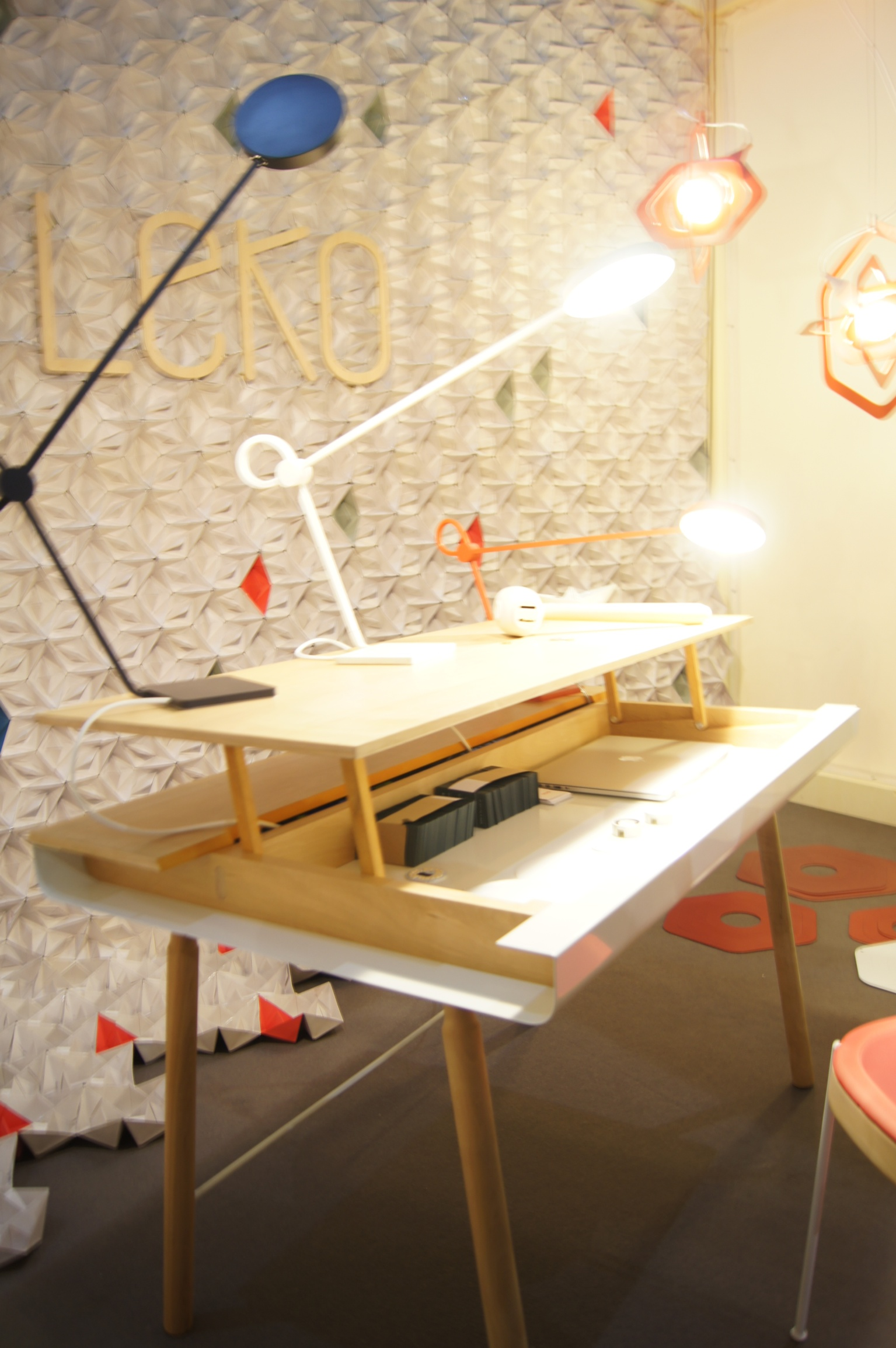 Cabinetje/bureautje van Leko |salone del Mobile | Satellite