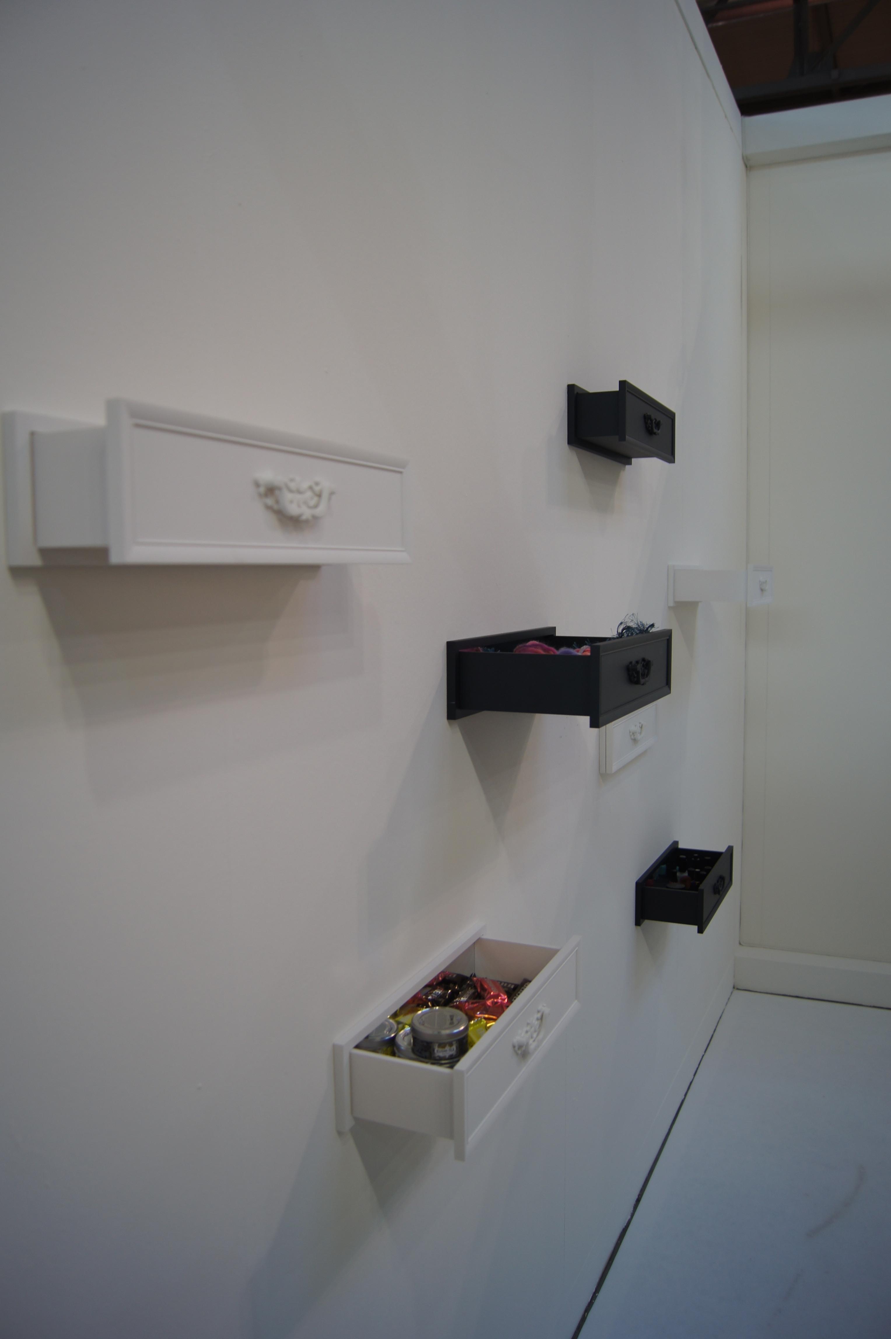 Laatjes aan de muur by YoY | Salone del Mobile 2014