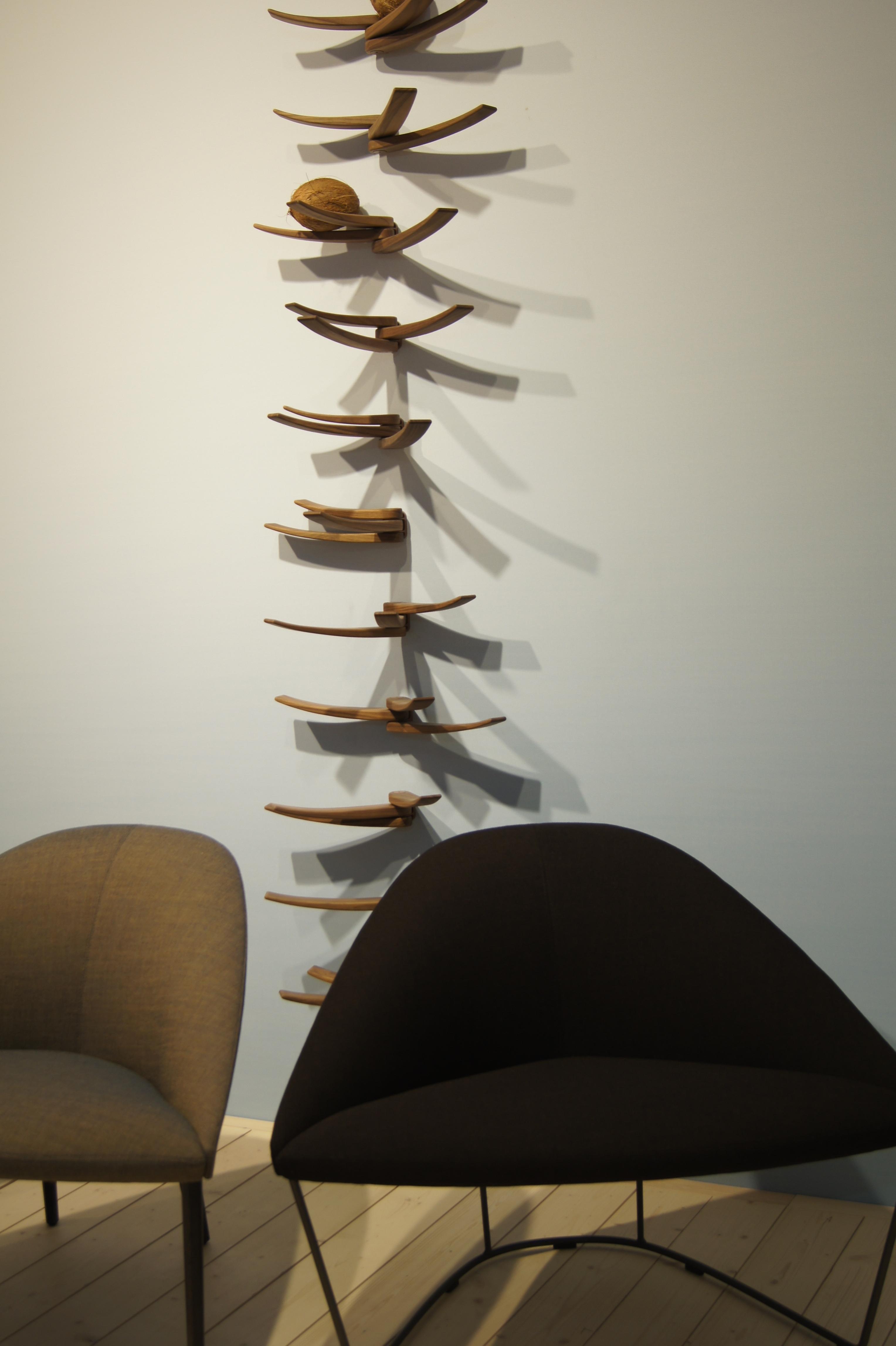 Wanddecoratie Arper | Salone del Mobile