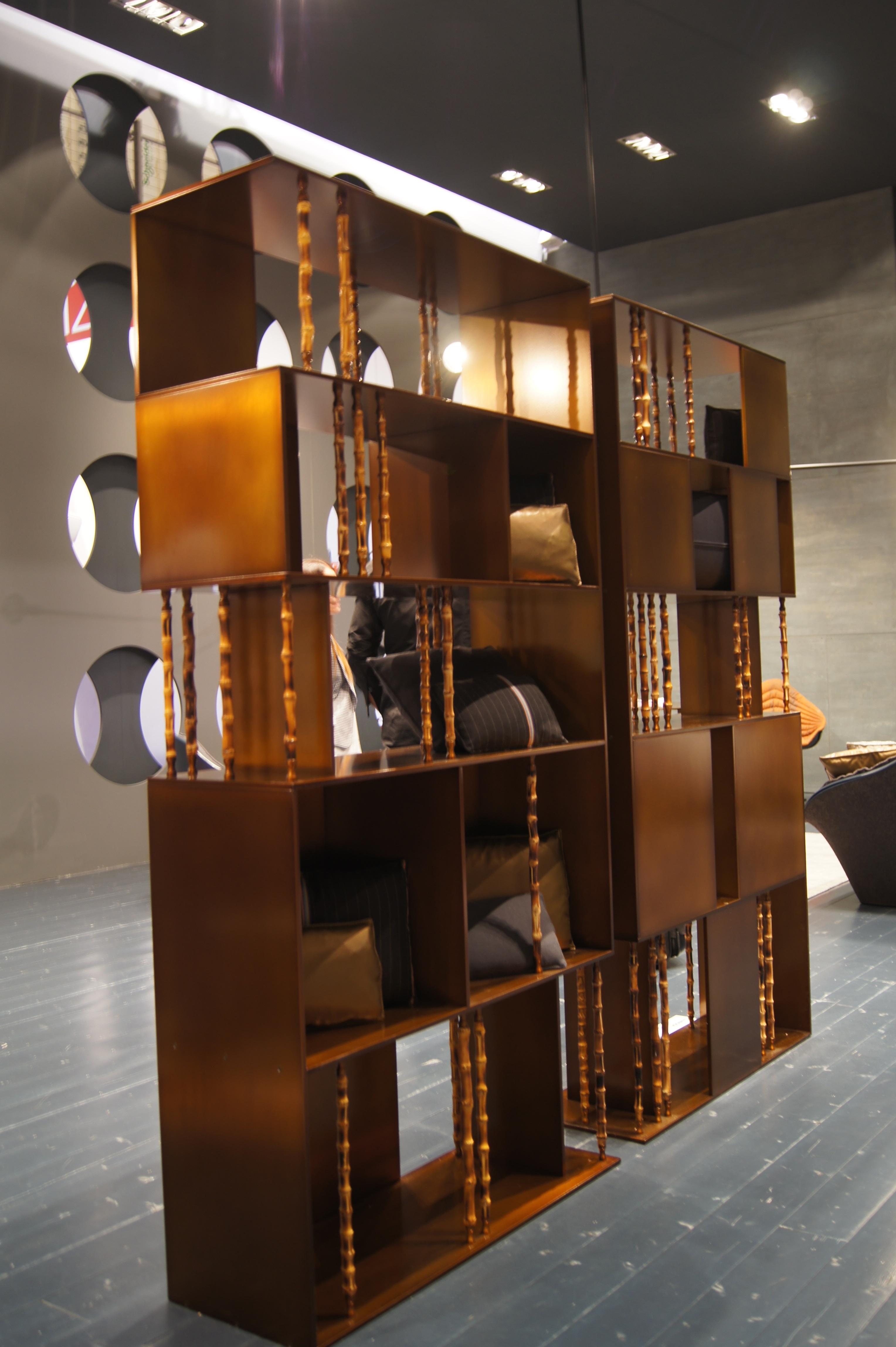 Bambook by Luca Scacchetti | Salone del Mobile 2014