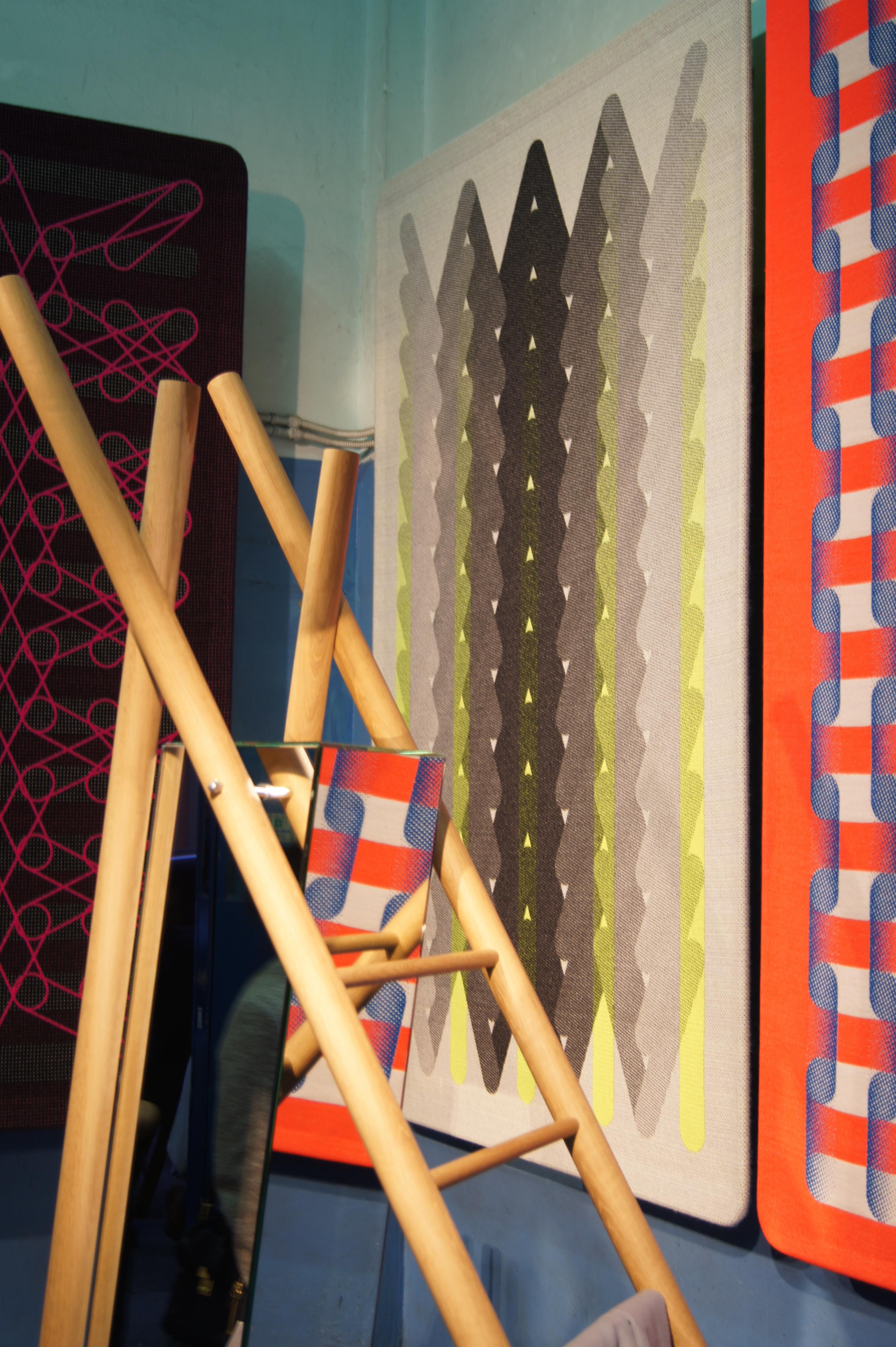 lucas & lucas by Sanne Jansen Sigrid Calon Kowbedaux | Salone del Mobile 2014 | Lambrate Via Ventura